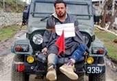 پاداش دولت هند برای افسری که از جوان کشمیری به عنوان «سپر انسانی» استفاده کرد