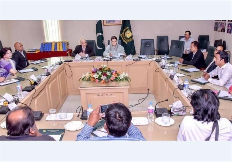 بنگلہ دیشی صحافیوں کے وفد کی پاکستانی حکام سے ملاقات