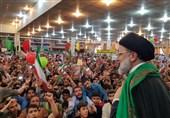 فیلم/ قیام بوشهری در حمایت از رئیسی