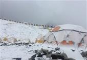 وسوسه صعود زمستانه به تنها قله فتح نشده جهان کوهنوردان را به پاکستان کشاند