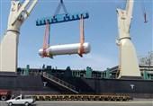 آغاز حمل محمولات پروژهای درشرکت حمل فله کشتیرانی جمهوری اسلامی