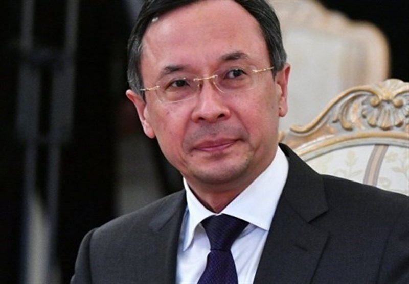 Iran, Russia, Turkey Actively Working to Implement De-Escalation Deal: Kazakh FM