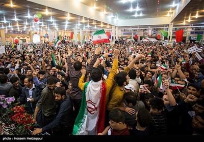 زیارة المرشح الرئاسی ابراهیم رئیسی إلى ''بوشهر''