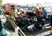تصادفات منجر به فوت در خراسان رضوی 22 درصد کاهش یافت