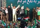 تقدیر 300 هزار نفری تهرانیها از ایثار «قالیباف»