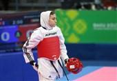 Islamic Solidarity Games: Iran's Nahid Kiani Wins Gold at Taekwondo
