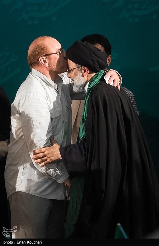 المرشح رئیسی بین مئات الآلاف من أنصاره فی طهران (1)