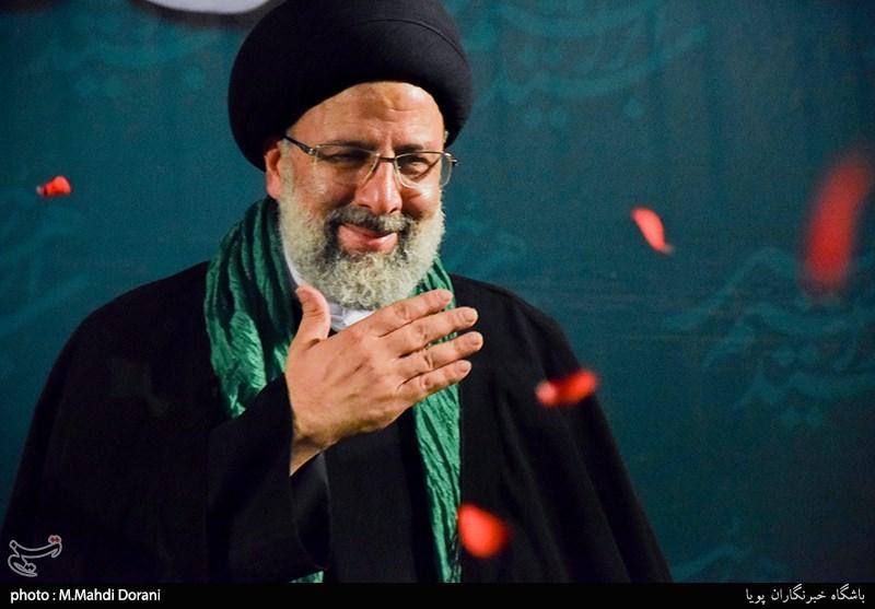 همایش هواداران سید ابراهیم رئیسی در مصلی امام خمینی(ره)-1
