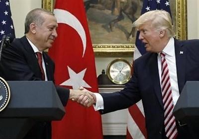 رایزنی ترامپ و اردوغان درباره بحران سوریه