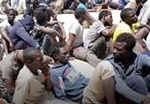 وضعیت نگران کننده 700 هزار پناهجو در لیبی