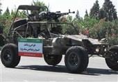 سمندر؛ خودروی تهاجمی-نظامی عجیب ایران +عکس