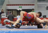 Geraei's Performance Listed among Top Three Greco-Roman Matches of 2017