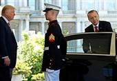 دیدار کوتاه ترامپ و اردوغان، گویای ادامه اختلافات طرفین