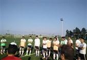 حضور تاج و کیروش در تمرین تیم فوتبال جوانان + عکس