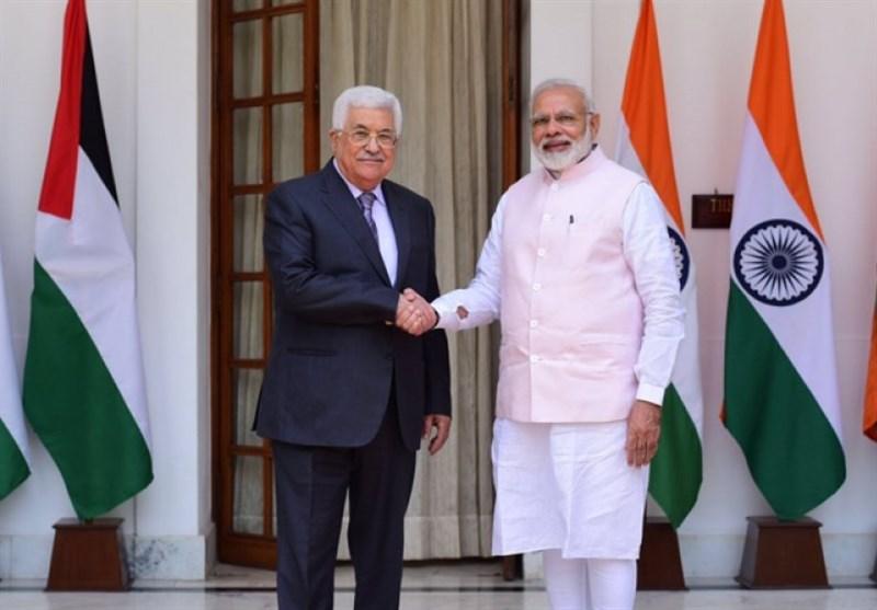 فلسطینی صدر کی معصومیت؛ ایک قابض سے دوسرے قابض کی شکایت