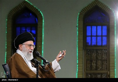 Leader Meets Iranian People ahead of 12th Presidential Election