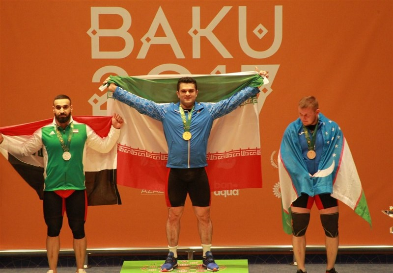Islamic Solidarity Games: Iran's Weightlifter Barari Bags Gold Medal