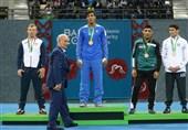 Iran's Geraei Tops World Greco-Roman Rankings