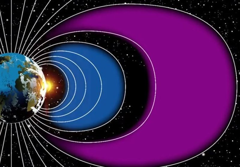 Space Weather Events Linked to Human Activity