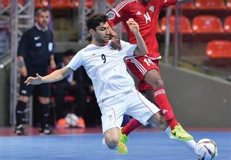 Iran Earns Second Win at AFC U-20 Futsal Championship