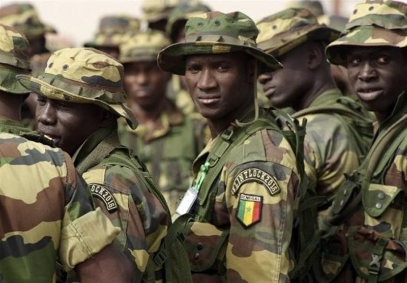 سربازان مالی