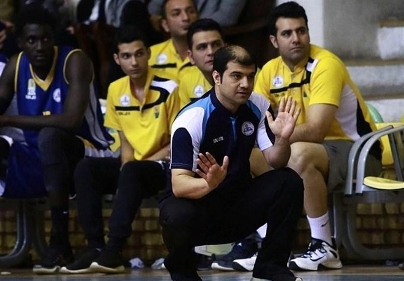 خوزستان سرمربی تیم بسکتبال پالایش نفت آبادان انتخاب شد