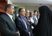 استاندار کرمان از ستاد انتخابات شهرستان کرمان بازدید کرد+تصاویر
