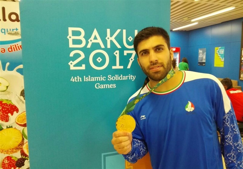 Islamic Solidarity Games: Iran's Valipour Seizes Men's 3m Springboard Gold