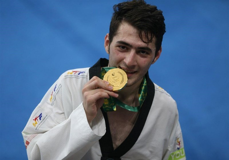 Islamic Solidarity Games: Iranian Taekwondo Fighter Yousefi Snatches Gold