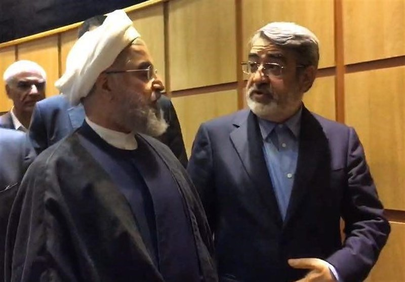 Iranian Presidential Candidates, Political Figures, Cast Votes (+Photos)