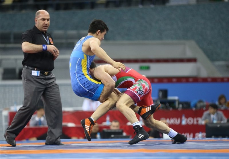 Islamic Solidarity Games: Freestyle Wrestler Nasiri Snatches Gold Medal
