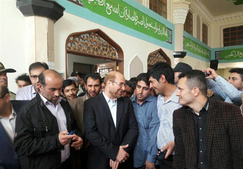 Qalibaf Urges Action to Fix Iran's Economy after Election