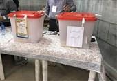 إقفال صنادیق الاقتراع للانتخابات الرئاسیة الایرانیة فی الداخل والخارج