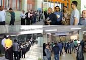 حضور میلیونی مردم آذربایجان غربی در 2616 شعبه اخذ رای