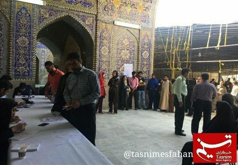 انتخابات اصفهان 6