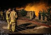 «اتاق کنترل» نیروگاه حرارتی تبریز دچار حریق شد