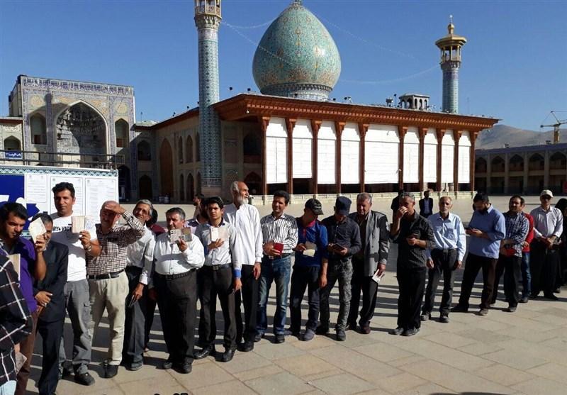 یک میلیون و 500 هزار نفر در استان فارس در انتخابات شرکت کردند
