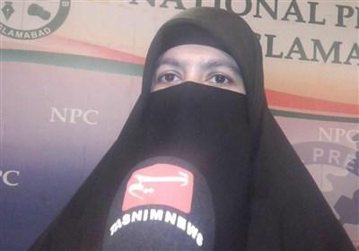 بین الاقوامی اسلامی یونیورسٹی اسلام آباد کی لیکچرر تیمیہ صبیحہ کا تسنیم کو انٹرویو