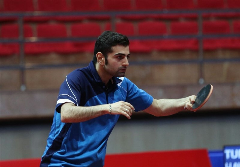 Islamic Solidarity Games: Table Tennis Player Noshad Alamyan Captures Gold