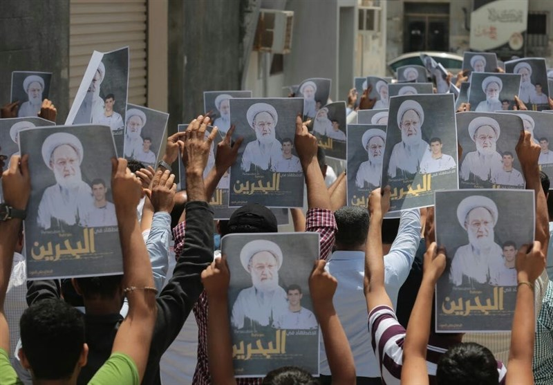 Bahrainis Hold Anti-Regime Rally in Support of Sheikh Qassim (+Photos)