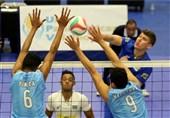 برزیل، جواز حضور در مسابقات والیبال جوانان جهان را کسب کرد