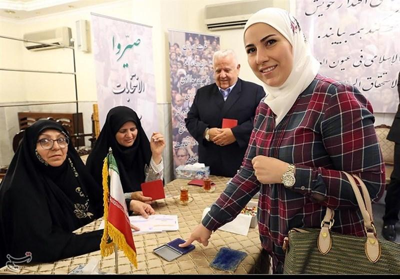 سوریه/انتخابات ریاست جمهوری ایران/2