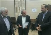 بازدید نمایندگان روحانی و رئیسی از ستاد مرکزی نظارت بر انتخابات