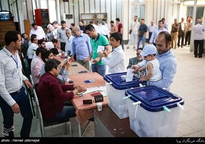 طوابیر الانتخابات الإیرانیة