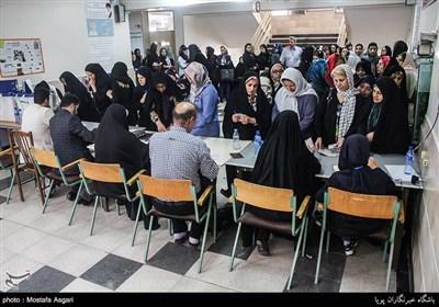 انتخابات ریاست جمهوری و شورای شهر- مدرسه بادامچی
