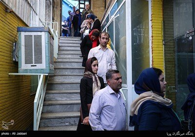 انتخابات ریاست جمهوری و شورای شهر- مسجد الاجواد(ع)