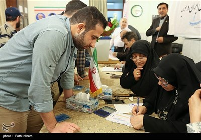 انتخابات ریاست جمهوری ایران در دمشق سوریه