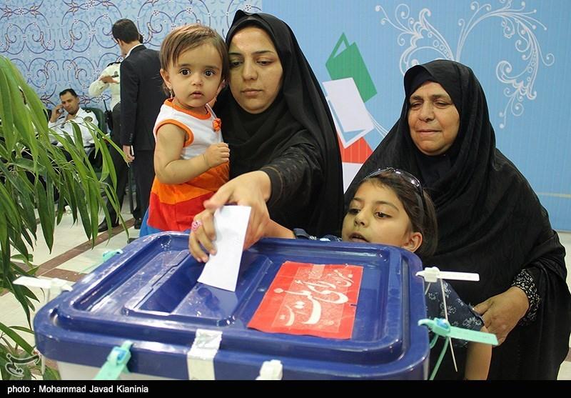 انتخابات ریاست جمهوری و شورای شهر کرمان