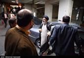 حضور سید ابراهیم رئیسی در ستاد انتخابات کشور