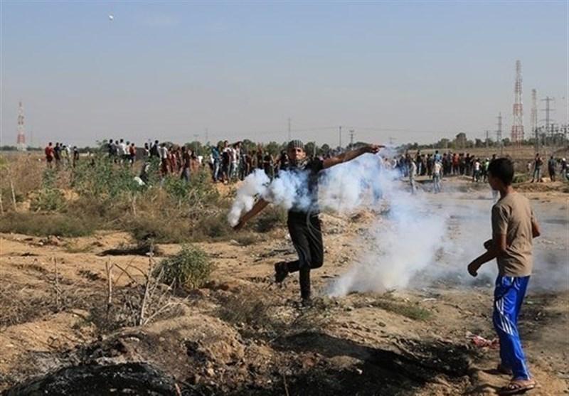 Siyonist Rejim Mahkumlarla Dayanışma Protestolarını Bastırdı/ 70 Filistinli Yaralandı
